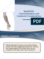 Spasticity Answers