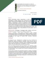 A Gravação de Conversas Na Visão Do STF e Sua Disciplina No Projeto Do Novo Código de Processo Penal