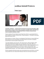 Artikel Pilihan Kompas 20 Juni 2014