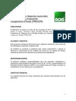 ACHS - Aspectos Esenciales PREXOR