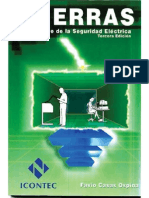 Tierras Soporte de La Seguridad Electrica A