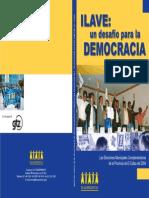 Ilave Desafio Democracia