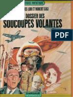 Le Dossier Des Soucoupes Volantes