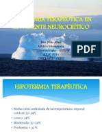 Hipotermia Terapéutica en El Paciente Neurocrítico