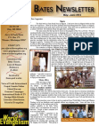 Bates Newsletter May-June, 2014