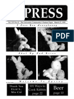 The Stony Brook Press - Volume 16, Issue 12