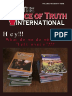 The Voice of Truth International, Volume 79
