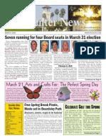 Rec Center News Sun City West March 2009