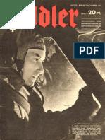 Der Adler - Jahrgang 1943 - Heft 23 - 09. November 1943