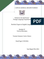Final Paper Ugb 2014