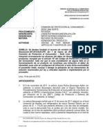 Resolucion N° 2221-2012-SPC-INDECOPI