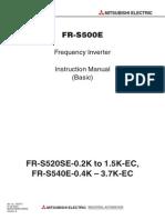 FR S500E EC InstructionManual Basic IB 0600210 A