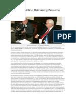 Análisis Político Criminal y Derecho Penal