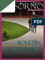 Boletin Academico Primer Semestre 2014