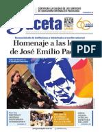 UNAM_gaceta_03072014