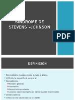 Sindrome Stevens.johnson