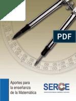 Aportes para la enseñanza de la matemática CERSE 2006.pdf