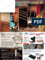 Catalogo Acoustic Guitar Meeting 2014