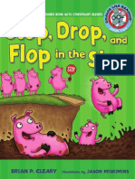 Stop, Drop and Flop in the Slop