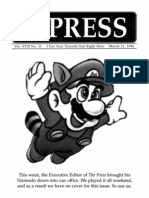 The Stony Brook Press - Volume 17, Issue 11