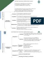 Diagrama de Llaves de La Nueva Ley Univiversitaria