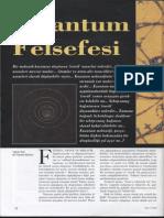Yalçın Koç, Kuantum Felsefesi, Bilim Ve Teknik, Ocak 1995, Sy 326, Syf 22-29