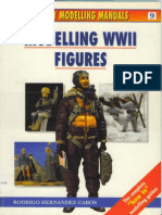 Osprey- Modeling Manuals 09 - Modelling WWII Figures [Scale Modelling Manuals] [World War 2]