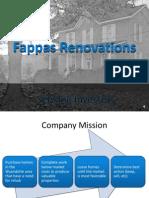 fappas renovations 5-20-14