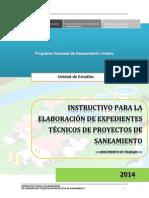 Intructivo Para La Elaboracion de e.t. 05.03.14 Final