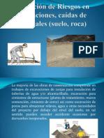Prevención de Riesgos en Excavaciones,