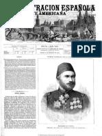 La Ilustración Española y Americana. 8-9-1877