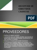 Recepción de embutidos cárnicos.pptx
