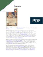 Historia Del Decreto de Graciano