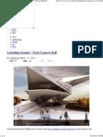 Unfolding Sounds – Paris Concert Hall - EVolo _ Architecture Magazine