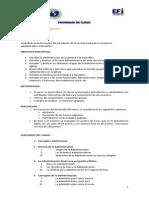 Contenidos de Estudios EFI Adom. 1 y 2