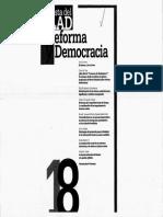 K. Echebarría-Reivindicación de Reforma Admn
