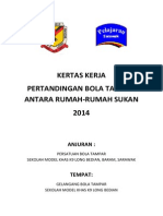 Kertas Kerja Pertandingan 2014