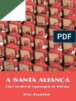 A Santa Aliança- Eric Frattini