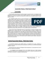 Lectura 9 - La Investigación Penal Preparatoria