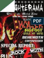 Issue 26 - April-June 2008