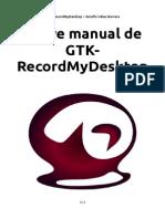 Manual de GtkRecordMyDesktop