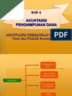 Bab 6 - Akuntansi Penghimpunan Dana