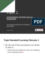 Balance Sheet Assets S2.1