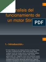 Analisis Del Funcionamiento de Un Motor Stirling