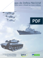 Livro Estrategia Defesa Ipea