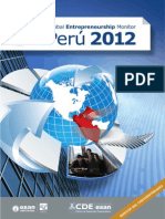 Gem Peru Report 2012