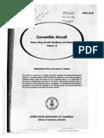 Rotary Wing Aircraft Handbooks and History Volume 13 Convertible Aircraft