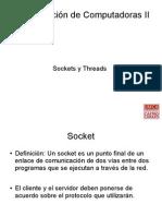 Sockets y Threads