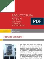 Arquitectura Kitsch