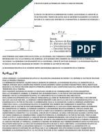 Diseño de Tuberias Cambiando Parametros